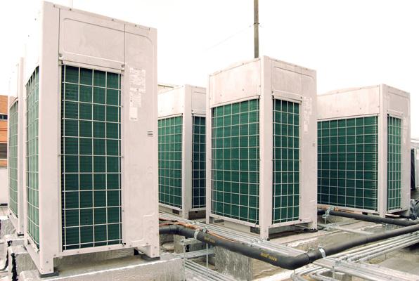 Condensadoras Refrigerante