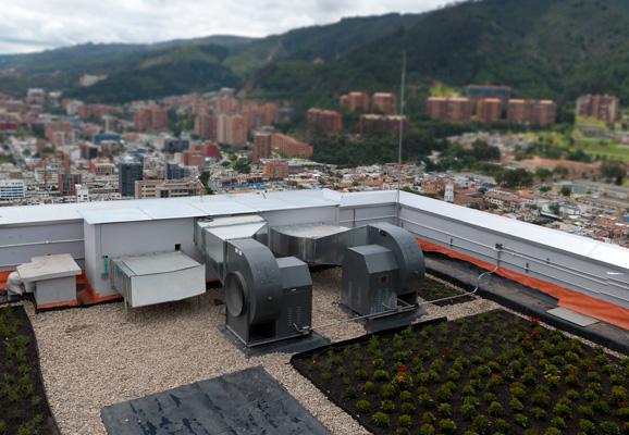 Edificio Tierra Firme