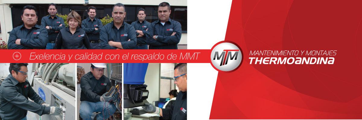 Montajes y mantenimiento MMT